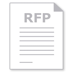 How to write an rfp and rfp template for software for Procurement document template