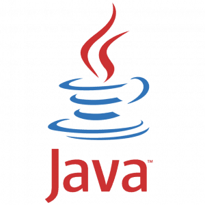 AI programming languages Java logo