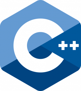 Ai programming language C++ logo