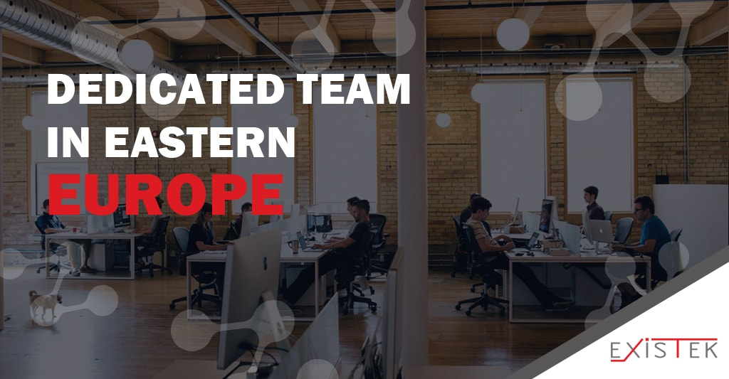 outsourced dedicated development team in eastern europe article header image