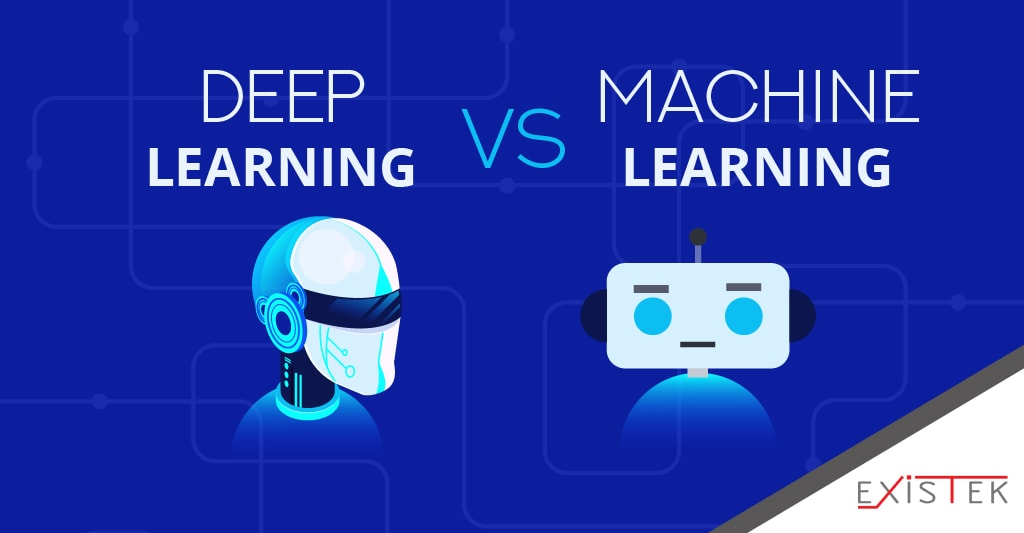 Deep Learning vs machine learning post cover image