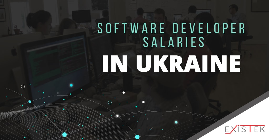 Developer Salary in Ukraine: Average Cost of the Most Demanded